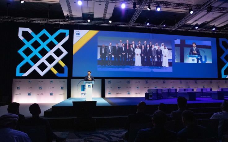 World Congress brings the industry together to drive change
