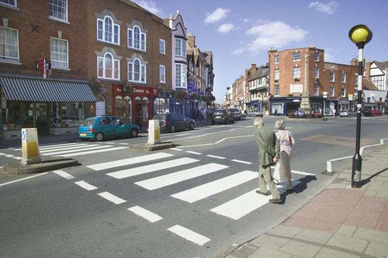 How YOU can help with pedestrian safety