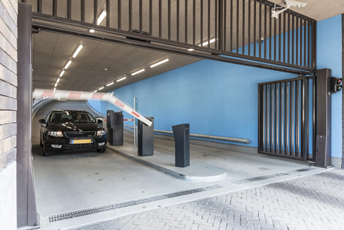 Touchless parking supports lockdown easing