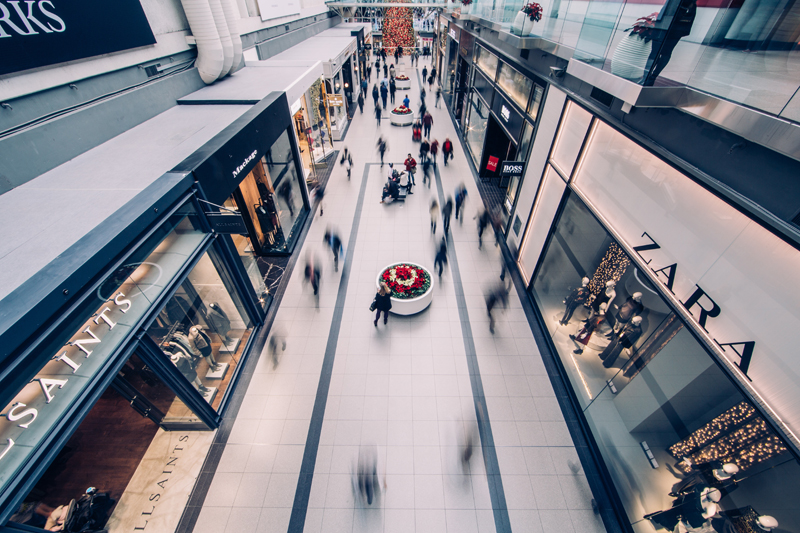 Are risks increasing as shops re-open?