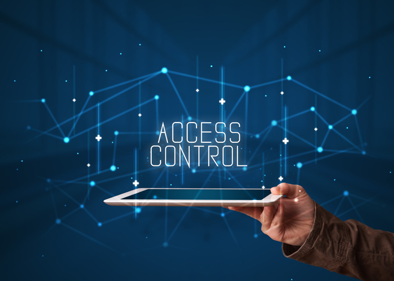 The benefits of hosted access control