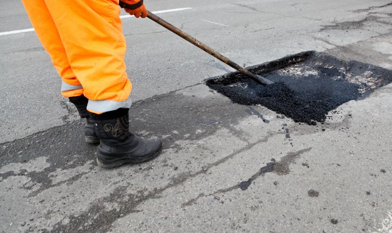 DfT calls on delivery firms to pinpoint pothole hotspots