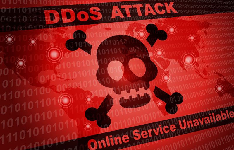 DDoS attacks increased by 542% amid pandemic