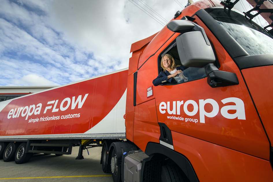 Europa Road launches EuropaFlow to minimise Brexit border delays