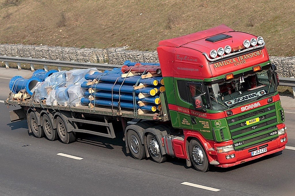 Matlock Transport Company ceases trading