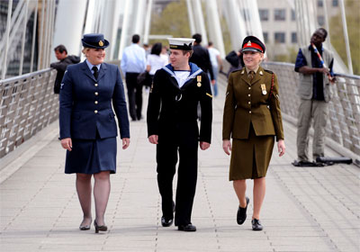 RHA recognised for armed forces recruitment