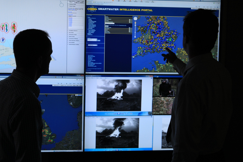 SmartWater Group launches Intelligence Portal