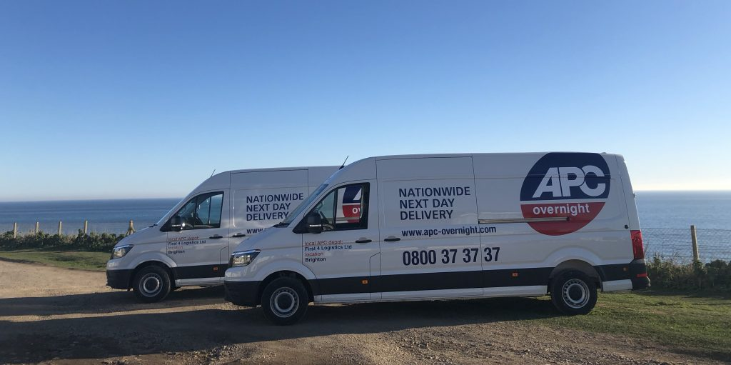 First 4 Logistics opens new depot in Newhaven to meet online shopping surge