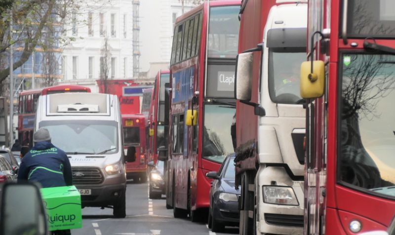 Industry slams plan to enlarge London congestion charge zone