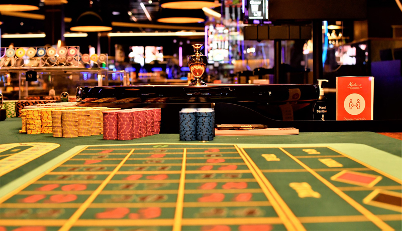 New casino installs end-to-end security