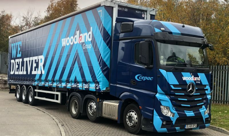 Woodland Logistics seals major curtainsider and flatbed deal with Hireco