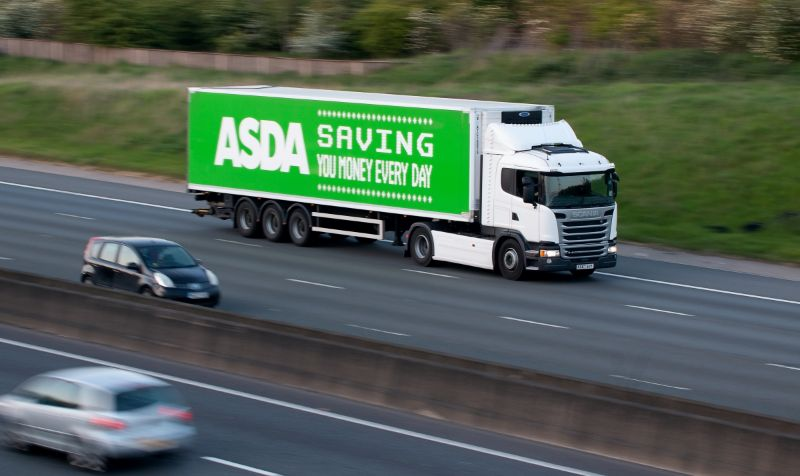 Asda's new owners look to sell retailer's logistics assets in £1.2bn deal