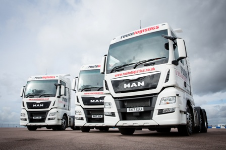 Covid loan helps Route Logistics secure move to larger premises