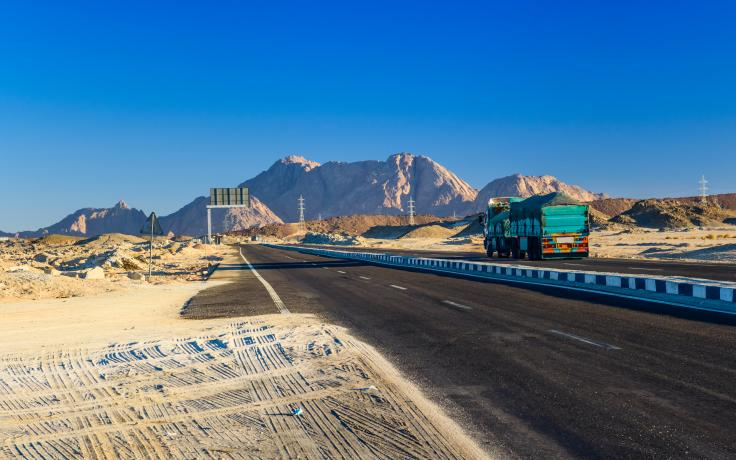 Egypt strengthens trade links with TIR accession