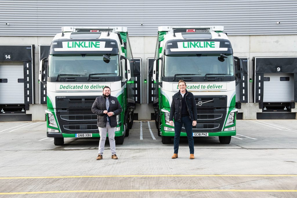 Linkline Transport strengthens UK operations with £15m investment