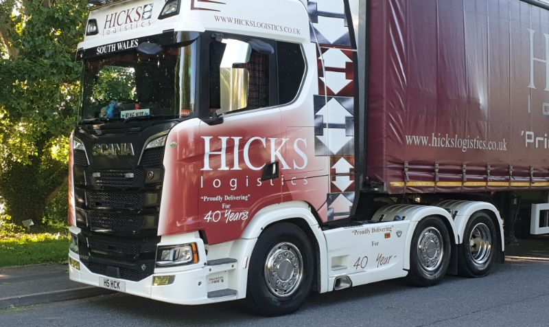 Chepstow haulier Hicks Logistics to join Pallet-Track