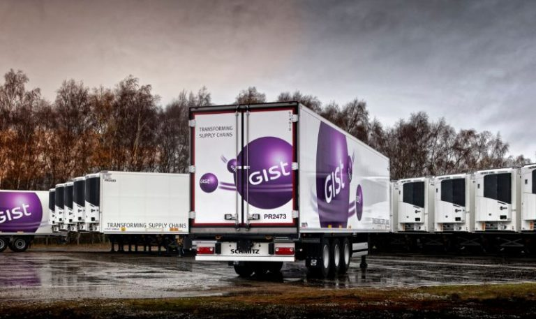 Gist takes delivery of 50 reefer trailers from TIP