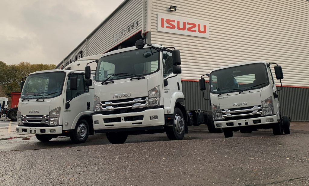 Isuzu expands dealer coverage in north Midlands
