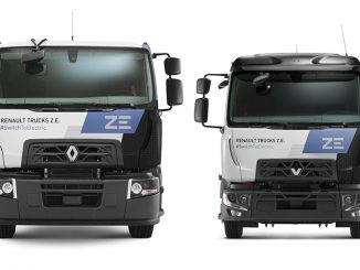 Renault Trucks UK & Ireland commits to net zero status by 2030