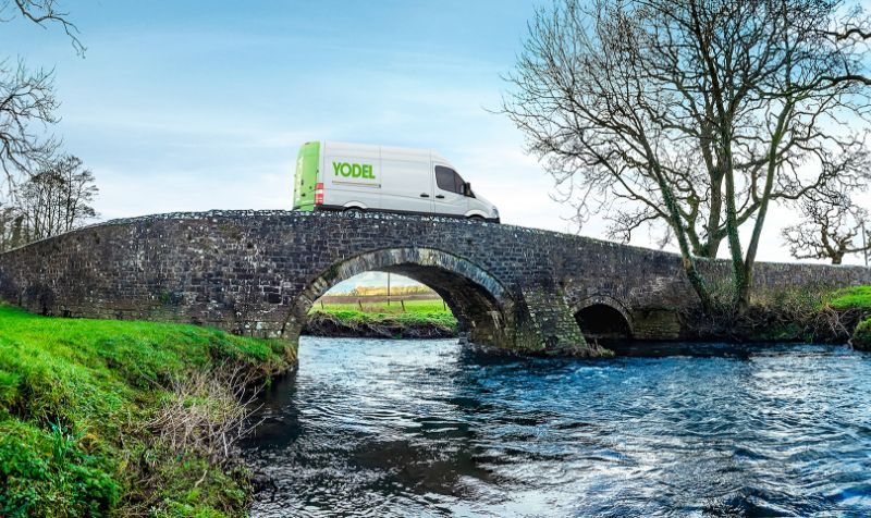 £17m fleet investment programme helps Yodel cut emissions by a quarter