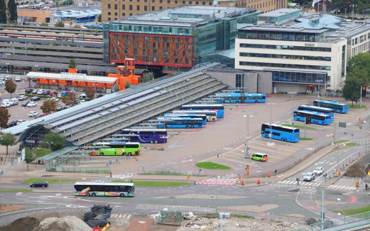 Business down by 90% for Swedish bus and coach sector