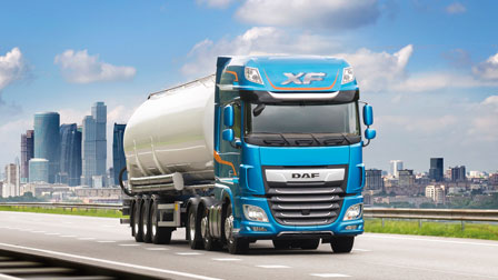 Evolution not revolution earns DAF XF yet another Fleet Truck of the Year title