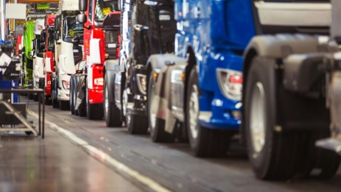 New year sees commercial vehicle manufacturing continue to slide
