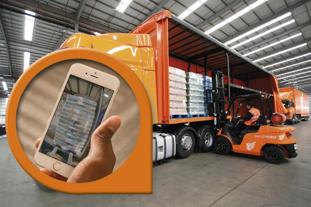 "Palletforce selfie technology giving ""unrivalled visibility"""