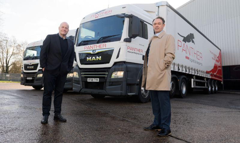 Panther takes on 44 new SDC curtainsiders from Hireco as online demand surges