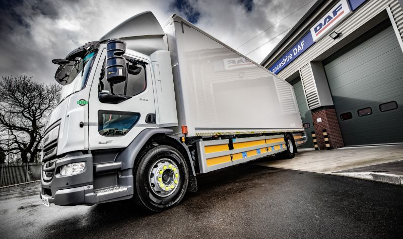 Logistics giant orders 123 Petit Forestier trucks featuring Carrier Transicold refrigeration technology