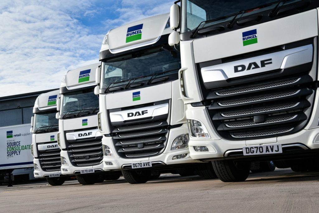 Manchester distributor orders 23 DAF tractor units from Asset Alliance Group