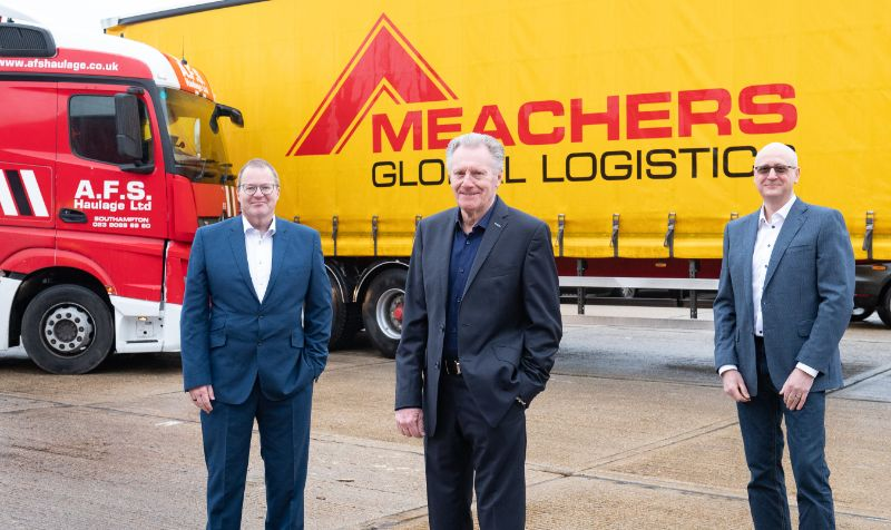 Meachers Global Logistics buys AFS Haulage