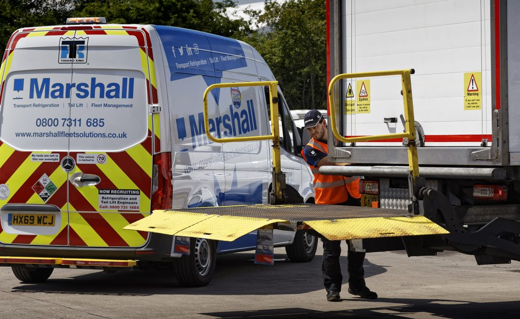 Marshall Fleet Solutions to unveil new Midlands depot in early 2022