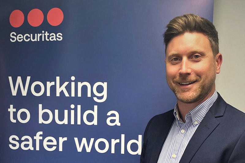 Securitas UK appoints Sales Director for Electronic Security