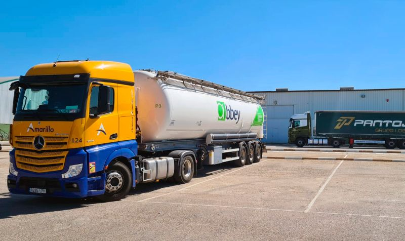 Abbey Logistics partners with Spanish road tanker firm to enhance customer service
