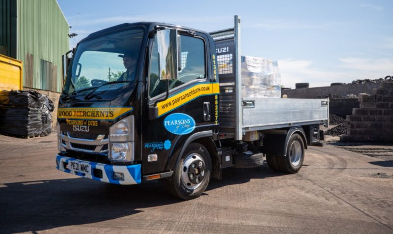 Asset Alliance wins bid to supply Isuzu Grafter to Pearsons of Duns