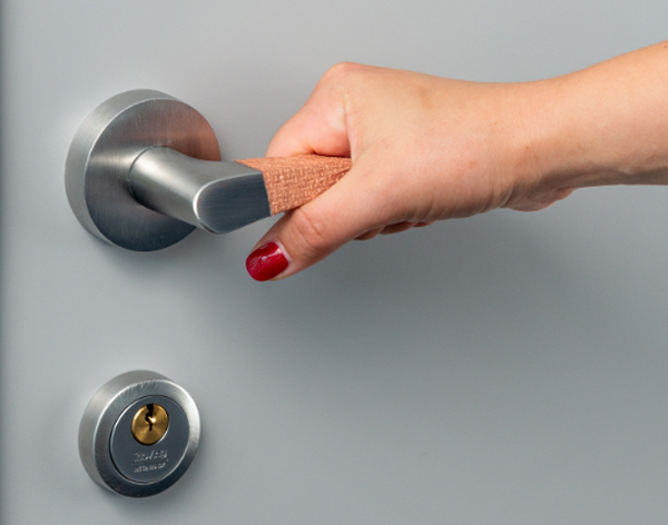 Five tips to limit contact with doors