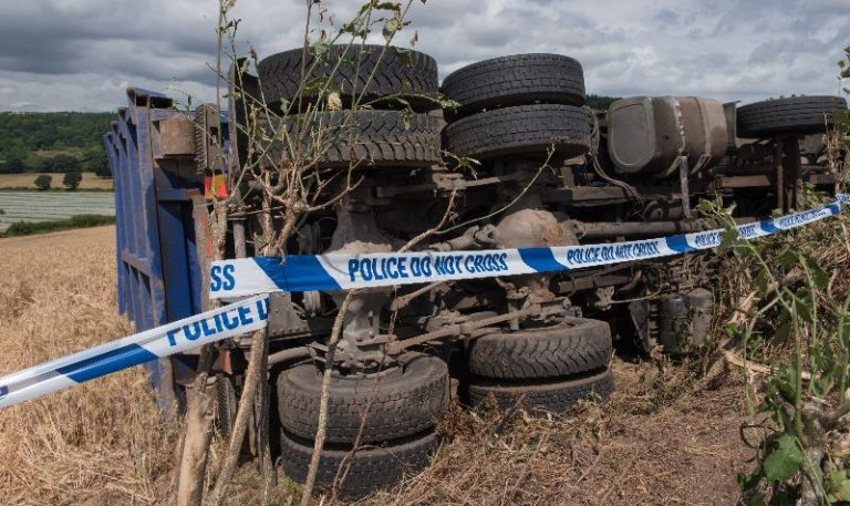 New call for action on road safety as research reveals 40% of fatal collisions involve HGVs