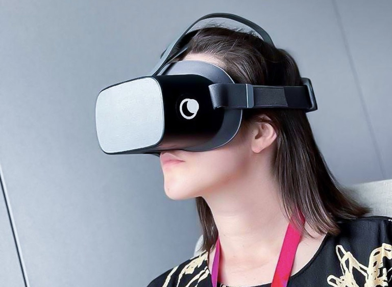 VR training introduced for security officers