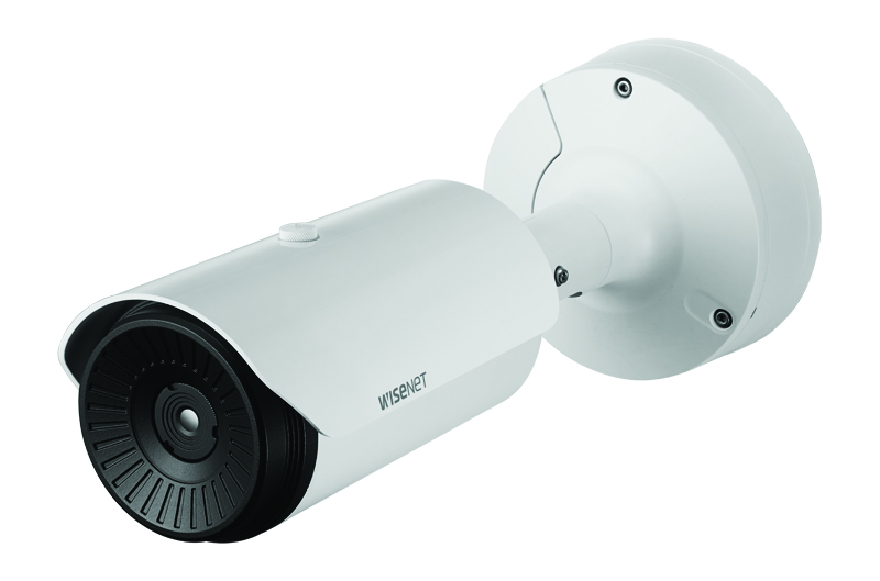 Wisenet launches two new thermal cameras