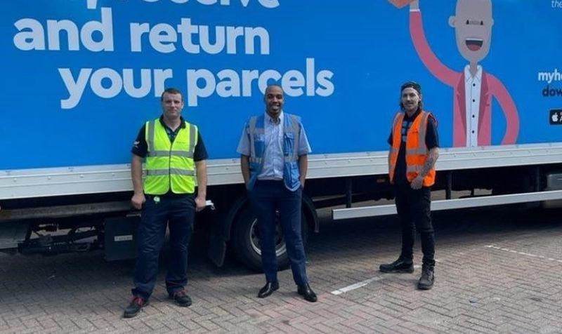 Hermes tackles driver shortage with new LGV apprenticeship scheme