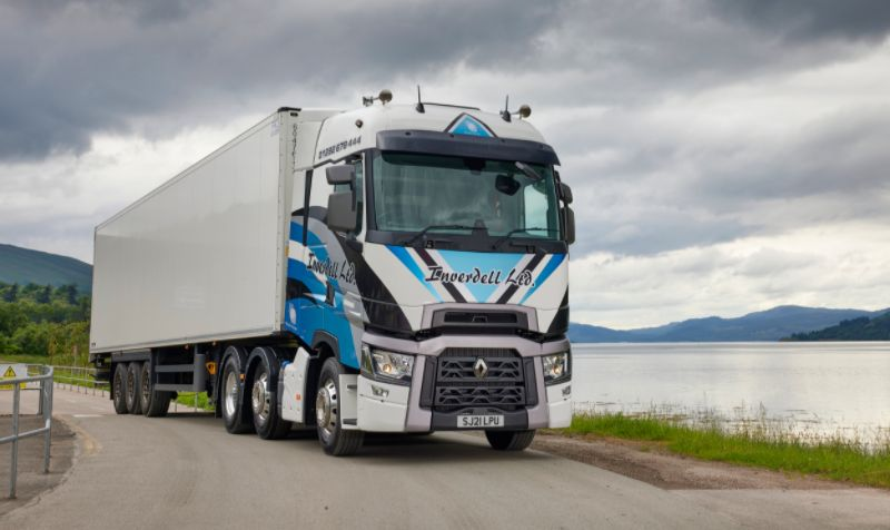 Inverdell opts for Renault for seafood operation