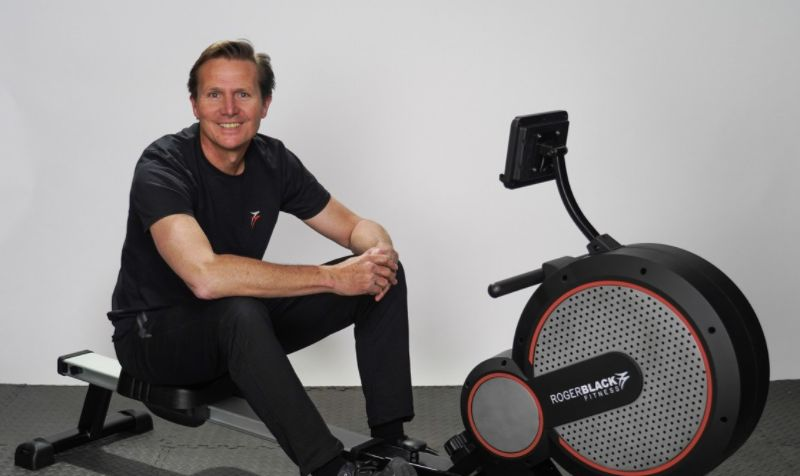 Roger Black partners with ArrowXL in new home fitness venture