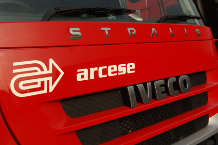 Arcese UK's losses mount up