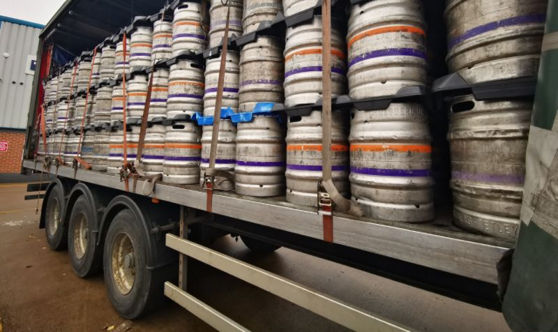 Carlsberg Marston's Brewing Company takes logistics in-house