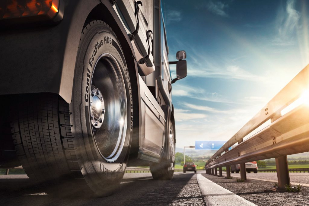 Freight in the City Expo: Continental explains how tyres hold the key to lowering fleet emissions