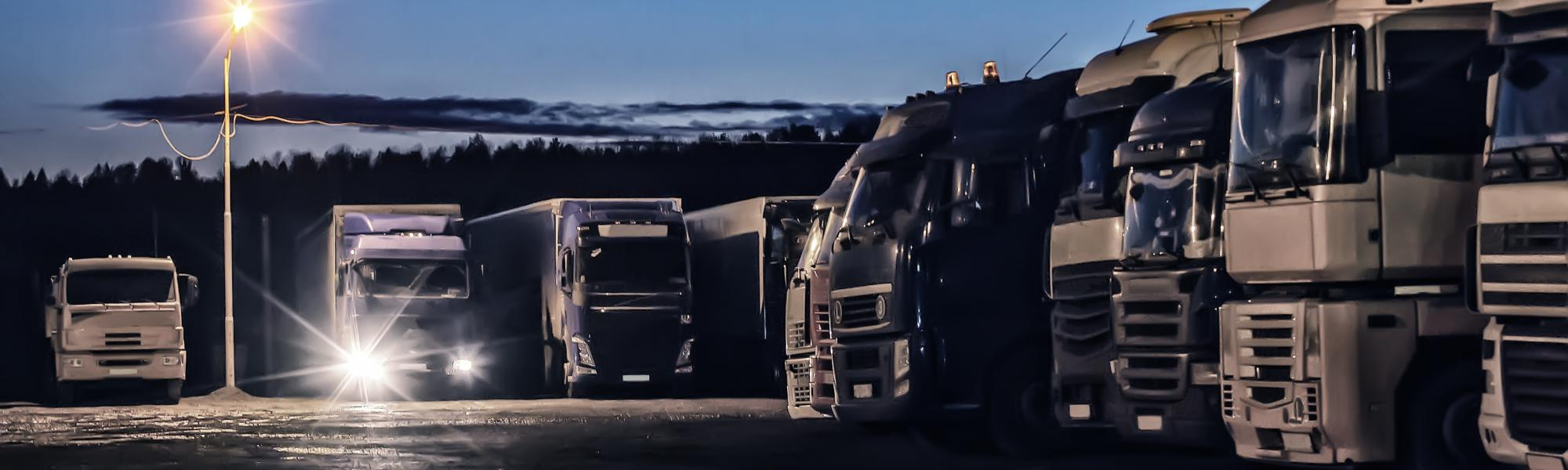 IRU and ETF welcome new EU funding for safe and secure truck parking areas
