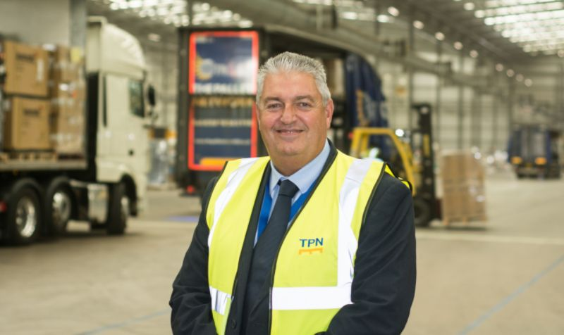 Bob Richards appointed operations director at TPN