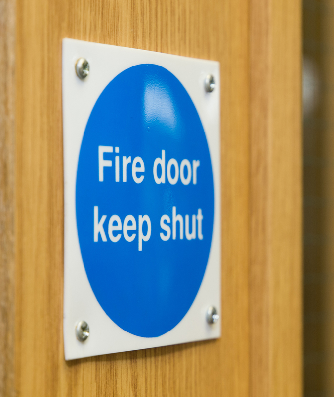 Top tips for workplace fire safety